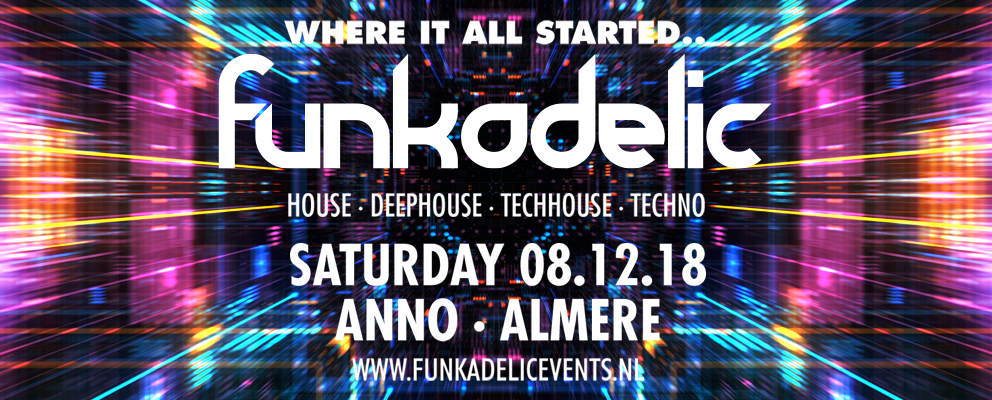 Funkadelic Events